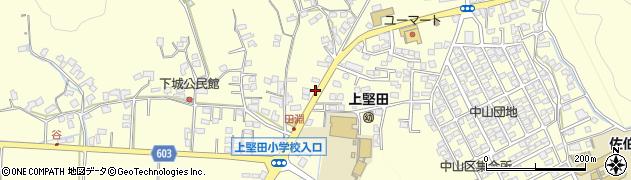 大分県佐伯市長谷9076周辺の地図