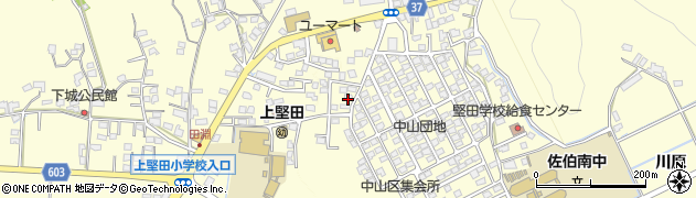 大分県佐伯市長谷10226周辺の地図