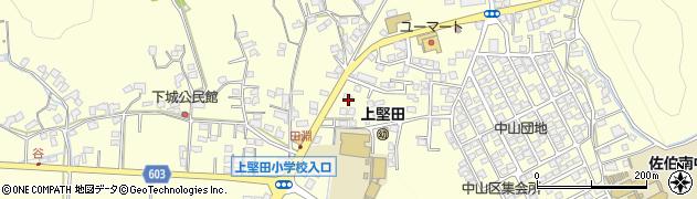 大分県佐伯市長谷9078周辺の地図
