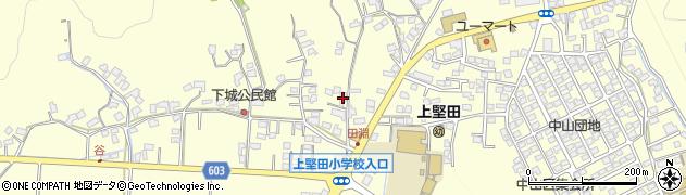 大分県佐伯市長谷9160周辺の地図