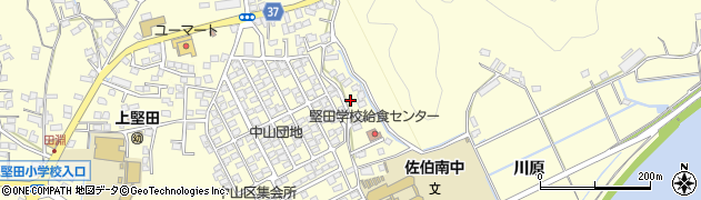 大分県佐伯市長谷10373周辺の地図