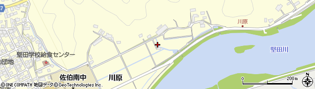 大分県佐伯市長谷9971周辺の地図