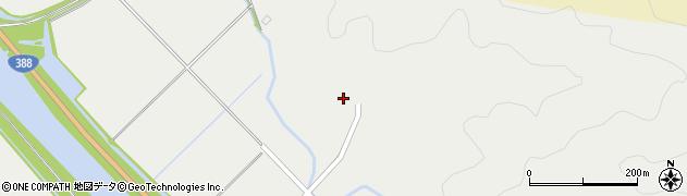 大分県佐伯市木立6683周辺の地図