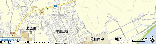 大分県佐伯市長谷10371周辺の地図