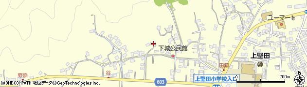 大分県佐伯市長谷8720周辺の地図