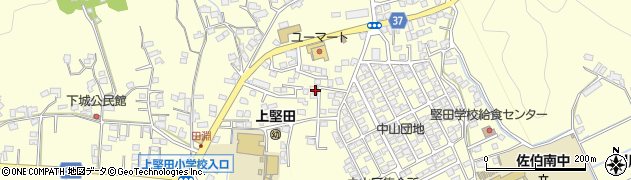 大分県佐伯市長谷10227周辺の地図