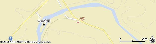 大分県竹田市入田1441周辺の地図