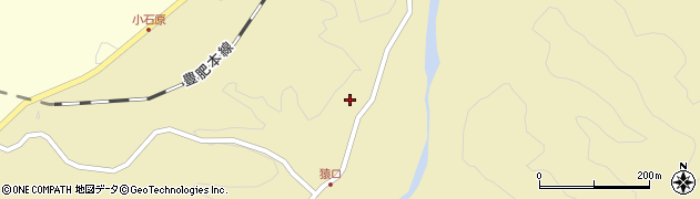 大分県竹田市吉田870周辺の地図