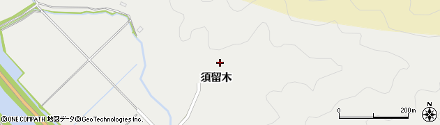 大分県佐伯市木立6665周辺の地図