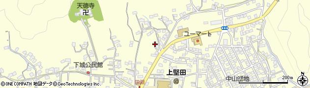 大分県佐伯市長谷9183周辺の地図