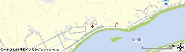 大分県佐伯市長谷10650周辺の地図