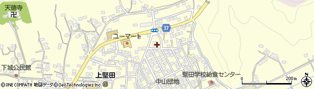 大分県佐伯市長谷10238周辺の地図