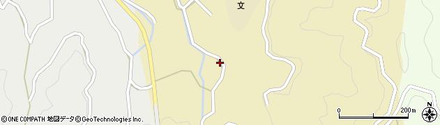 大分県佐伯市鶴見大字沖松浦315周辺の地図