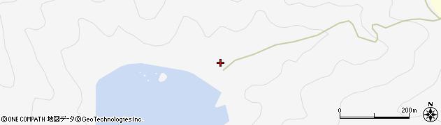 大分県佐伯市米水津大字浦代浦1843周辺の地図