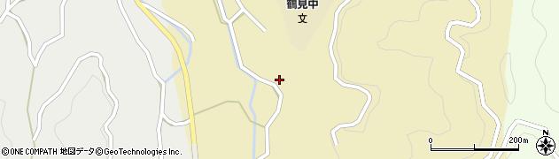 大分県佐伯市鶴見大字沖松浦403周辺の地図