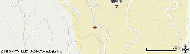 大分県佐伯市鶴見大字沖松浦65周辺の地図
