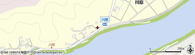 大分県佐伯市長谷10761周辺の地図