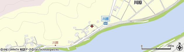 大分県佐伯市長谷10760周辺の地図