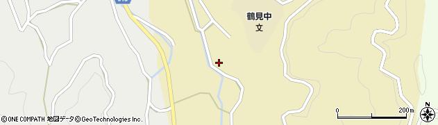 大分県佐伯市鶴見大字沖松浦417周辺の地図