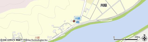 大分県佐伯市長谷10763周辺の地図
