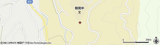 大分県佐伯市鶴見大字沖松浦446周辺の地図