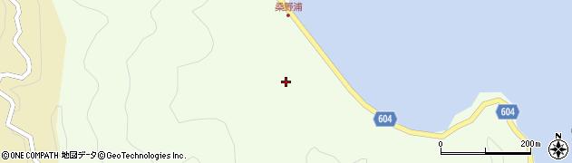 大分県佐伯市鶴見大字有明浦337周辺の地図