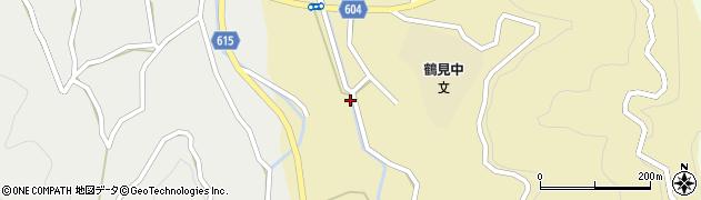 大分県佐伯市鶴見大字沖松浦422周辺の地図