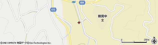 大分県佐伯市鶴見大字沖松浦55周辺の地図