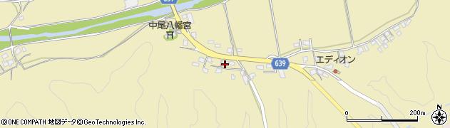 大分県竹田市吉田2012周辺の地図