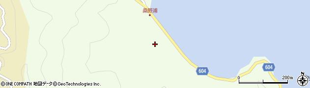 大分県佐伯市鶴見大字有明浦348周辺の地図