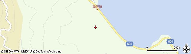 大分県佐伯市鶴見大字有明浦342周辺の地図