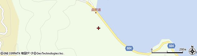 大分県佐伯市鶴見大字有明浦347周辺の地図
