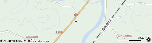 大分県佐伯市弥生大字江良2003-2周辺の地図