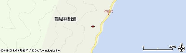 大分県佐伯市鶴見大字羽出浦626周辺の地図