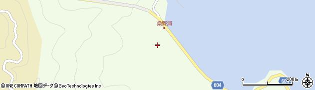 大分県佐伯市鶴見大字有明浦210周辺の地図