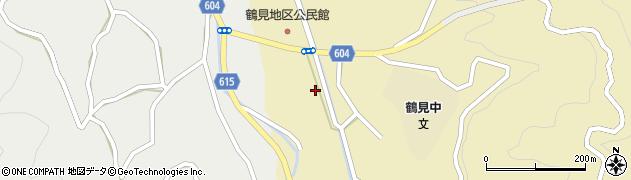 大分県佐伯市鶴見大字沖松浦425周辺の地図