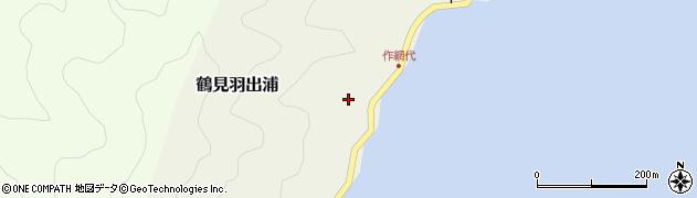 大分県佐伯市鶴見大字羽出浦621周辺の地図