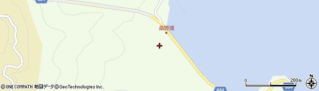 大分県佐伯市鶴見大字有明浦209周辺の地図