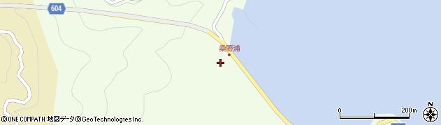 大分県佐伯市鶴見大字有明浦77周辺の地図