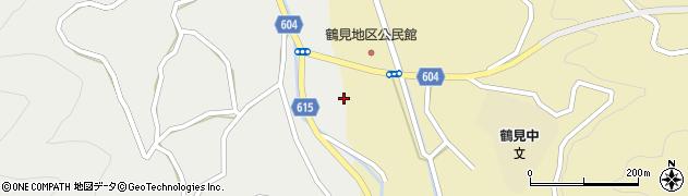 大分県佐伯市鶴見大字沖松浦23周辺の地図