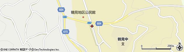 大分県佐伯市鶴見大字沖松浦531周辺の地図