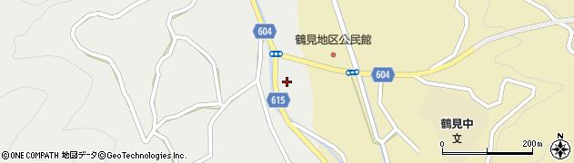 大分県佐伯市鶴見大字地松浦1945周辺の地図