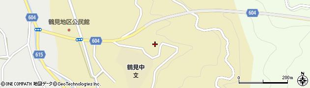 大分県佐伯市鶴見大字沖松浦573周辺の地図