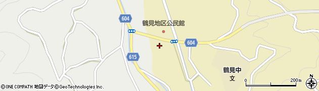 大分県佐伯市鶴見大字沖松浦36周辺の地図