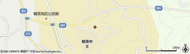 大分県佐伯市鶴見大字沖松浦571周辺の地図
