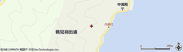 大分県佐伯市鶴見大字羽出浦羽出周辺の地図