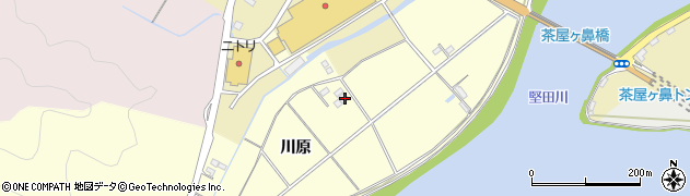 大分県佐伯市長谷10933周辺の地図