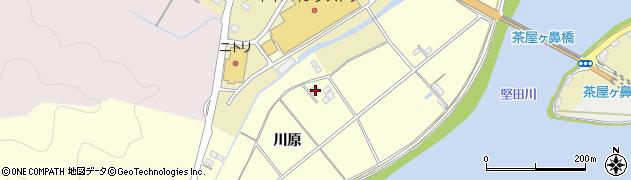 大分県佐伯市長谷10932周辺の地図