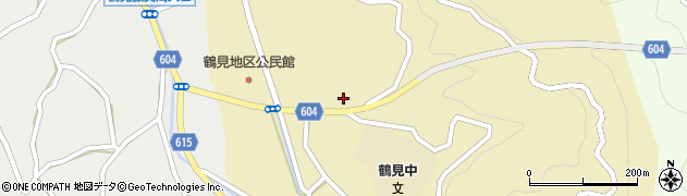 大分県佐伯市鶴見大字沖松浦654周辺の地図