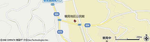 大分県佐伯市鶴見大字沖松浦513周辺の地図
